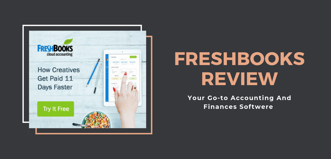 Freshbooks Accounting Software Features Review