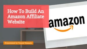 Amazon Affiliate Website