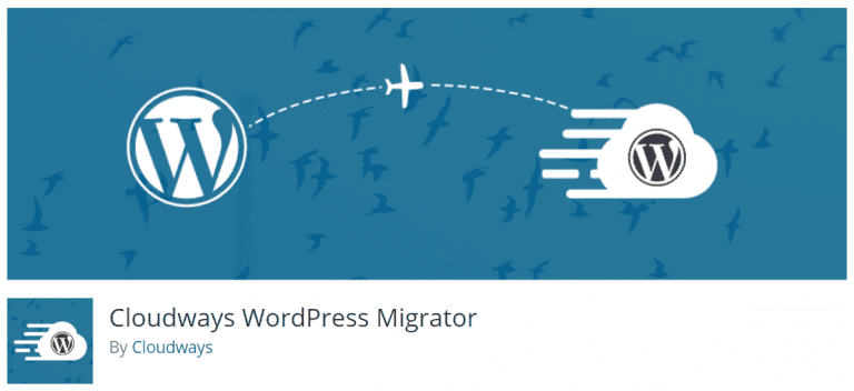 Cloudways WordPress Migrator